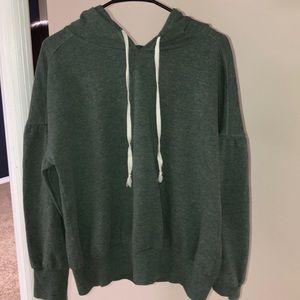 Olive green Target hoodie